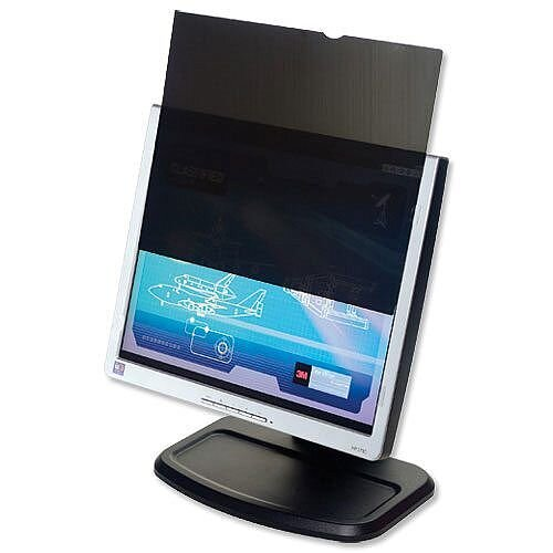 Laptop Privacy Screen Filter TFT LCD 19in 3M PF19