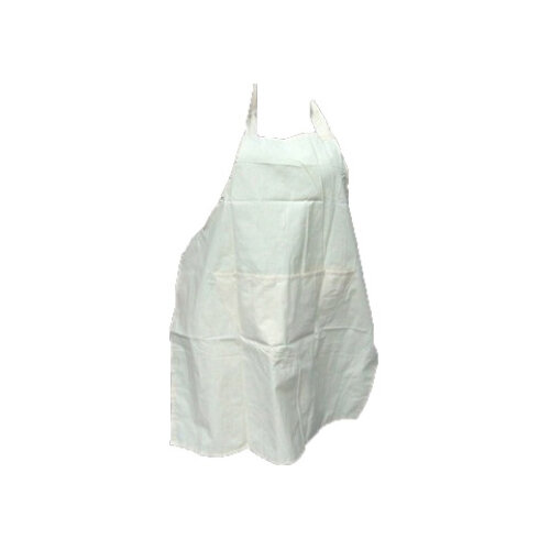 Click Workwear One Size Fits All Carpenters Apron White Ref TM4342