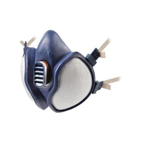 3M 4251 Respirator Half Mask Blue Single Ref 4251