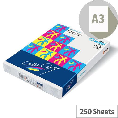 Color Copy Paper White Min 50% A3 FSC4 420x297mm 160Gm2 Pack 250