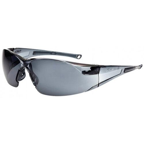 Bolle Rush RUSHPSF Safety Glasses Smoke Ref BORUSHPSF