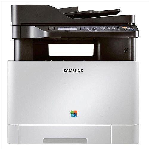 Samsung CLX-4195FN/SEE MFP Print/Scan Vista