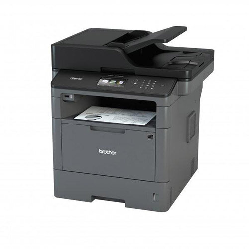 Brother MFC-L5750DW Pro 4-In-One Mono Laser Printer Fax Auto Duplex Network Wireless