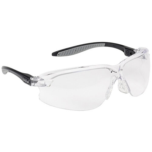 Bolle Axis AXPSI Safety Glasses Clear Ref BOAXPSI