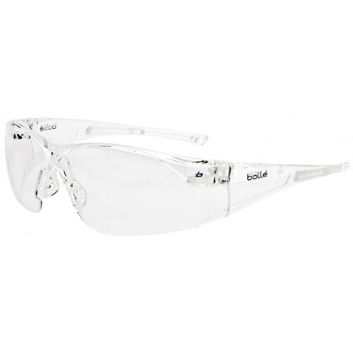 Bolle Rush RUSHPSI Safety Glasses Clear Ref BORUSHPSI