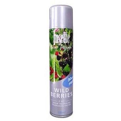 Insette 300ml Air Freshener Wild Berries