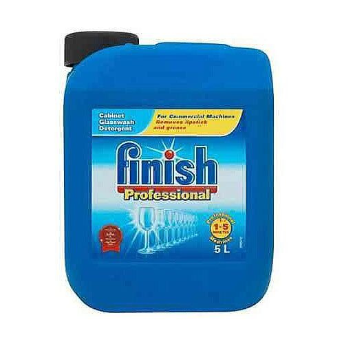 Finish Professional 5L Glasswash Detergent