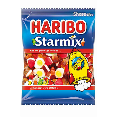 Haribo Starmix 160g Bag Ref 73073