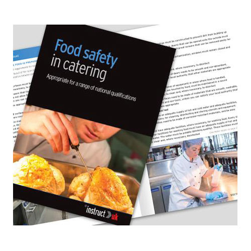 Click Medical Food Hygiene Book Ref CM1321