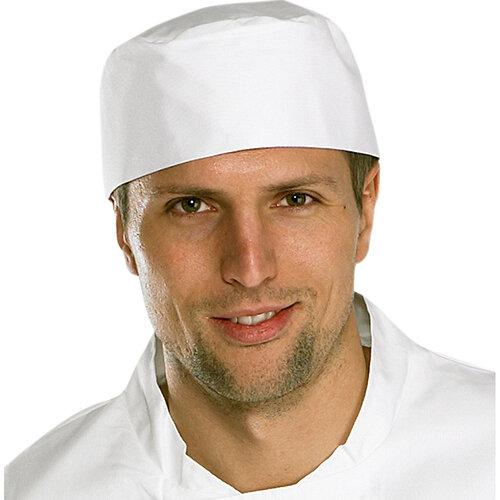 Click Workwear Chefs Skullcap White Ref CCCSCW