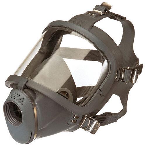 Scott Safety Sari Full Face Mask Adjustable Harness Grey Ref 5511680