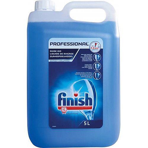 Finish Professional 5L Dishwasher Rinse Aid