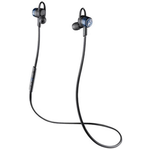 Plantronics BackBeat GO 3 Wireless Earbuds with Microphone Cobalt Blue/Black