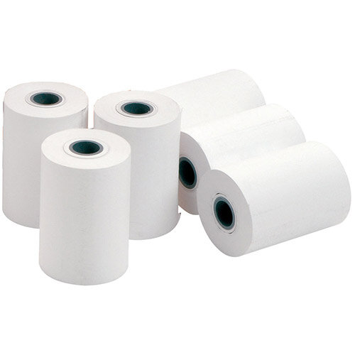 Thermal Printer Roll 80 mm x 76 m White Pack of 20 Rolls