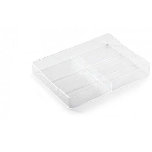 Durable Coffee Point Caddy Drawer Insert Transparent