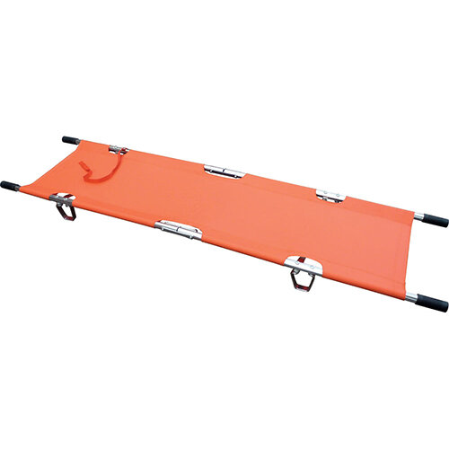 Click Medical Lightweight Two Fold Stretcher Ref CM1124