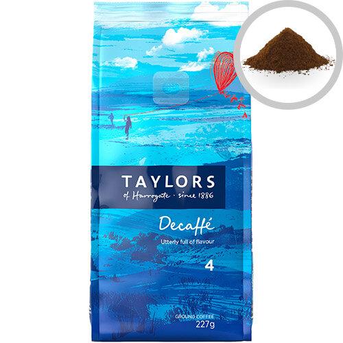 Taylors Decaffeinated Ground Coffee 227g Ref 0403099