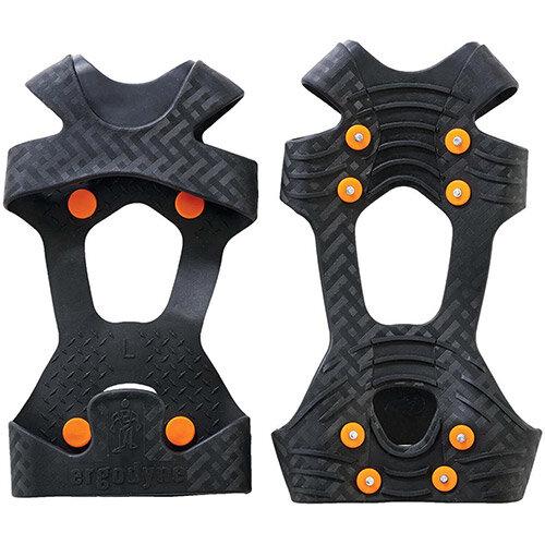 Ergodyne TREX 6300 Ice Traction Boot Attachment Device Medium Size Black