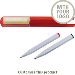 Ball pen with sticky notes 159446 - Customise with your brand, logo or promo text