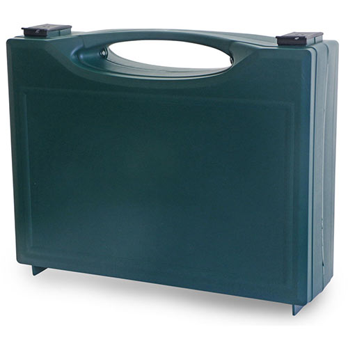 Click Medical Large Priestfield First Aid Box Green Ref CM1014