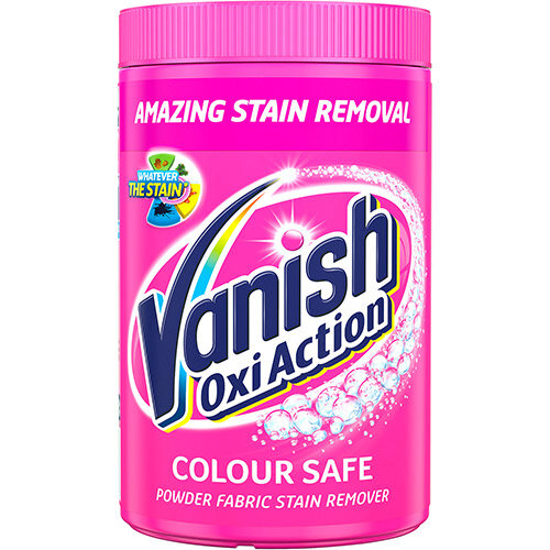 Vanish Oxi-Action Colour Safe Powder 1.5kg Pink Ref RB500106