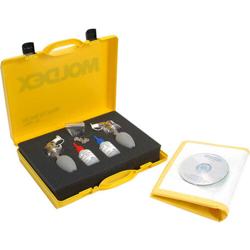 Moldex Bitrex Fit Testing Kit For Respirators Yellow Ref M103