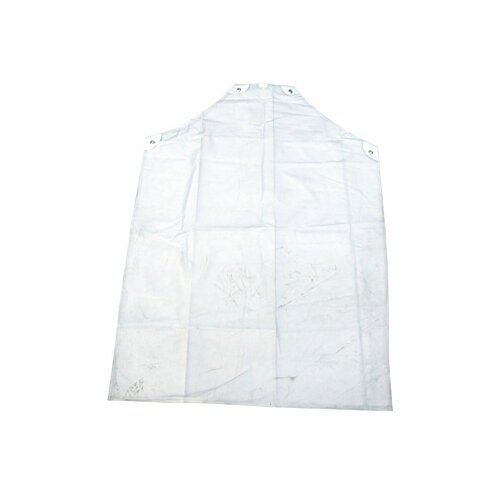 Click Workwear One Size Fits All PVC Apron White Pack of 10 Ref CPA48-10