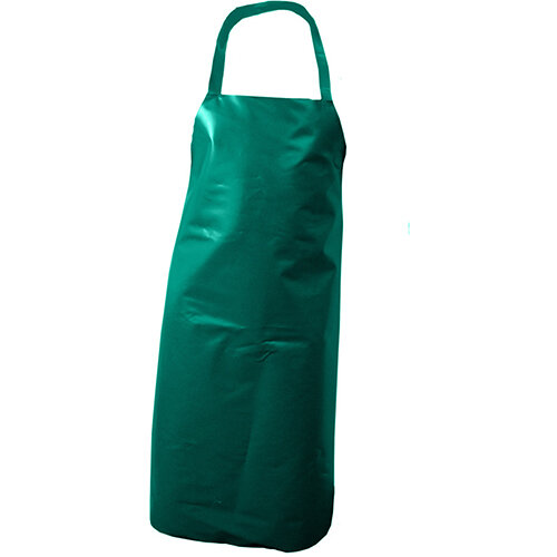 Click Workwear Nyplax Apron 48x36in Green Pack of 10 Ref PNAG48-10