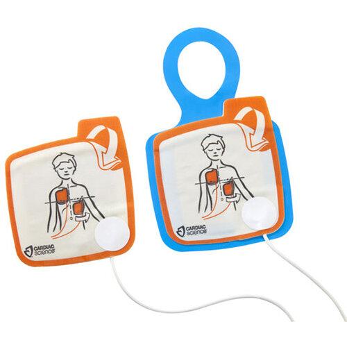 Cardiac Science Infant Defibrillator Pads Ref CM1205