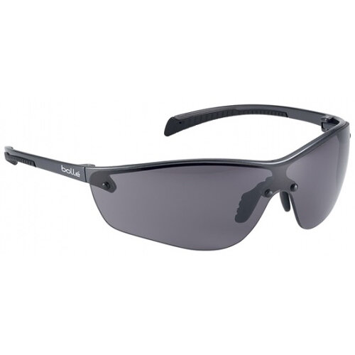 Bolle Silium+ SILPPSF Safety Glasses Smoke with Platinum Coating Ref BOSILPPSFPLUS