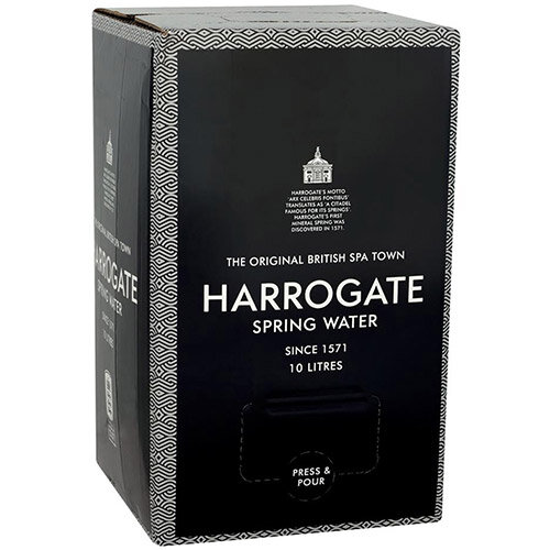 Harrogate 10 Litres Bag In The Box Spring Water