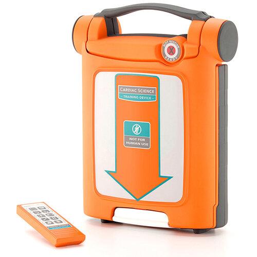 Cardiac Science G5 Defibrillator Training Unit With CPR Ref CM1208