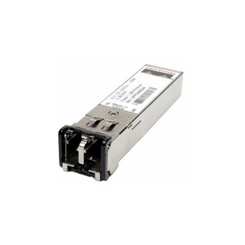 Cisco Rugged SFP - SFP (mini-GBIC) transceiver module - 100Mb LAN -  100Base-FX - LC multi-mode - up to 2 km - 1310 nm - for Aironet 1522