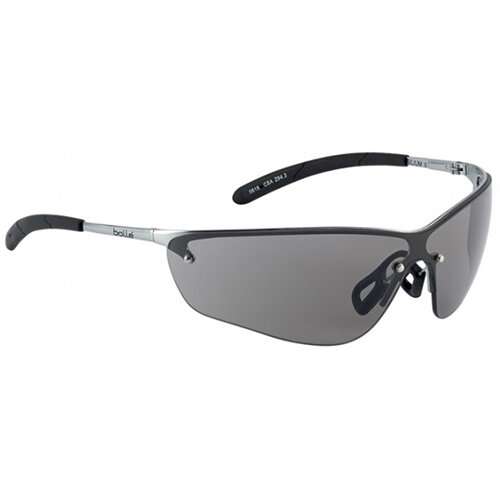Bolle Silium SILPSF Safety Glasses Smoke Ref BOSILPSF