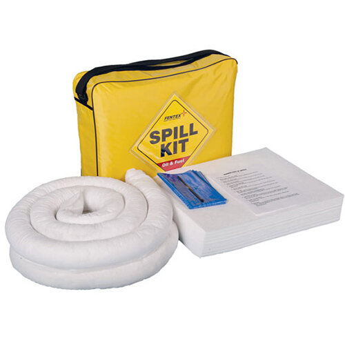 Fentex Oil & Fuel Spill Kit 50 Litre Ref OSK50