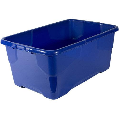 Strata Curve Box 42 Litre Blue Ref XW202B-LBL