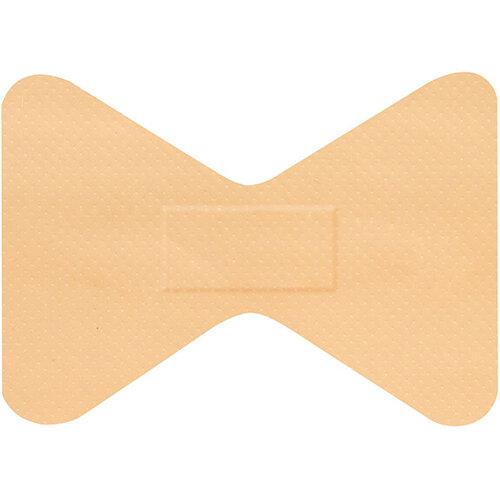 Click Medical Hygioplast Waterproof Fingertip Plasters Beige Pack of 50 Ref CM0531
