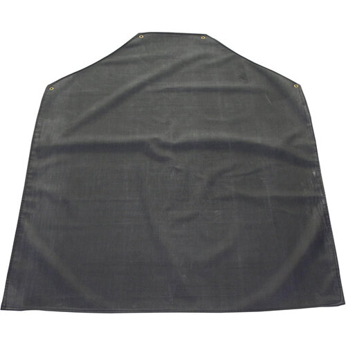 Click Workwear 36 inch Rubber Apron Black Ref RAB42