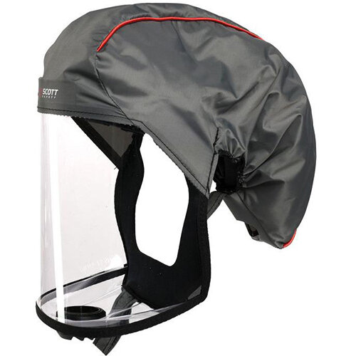 Scott Safety FH1 Half Hood Headtop Grey Ref FH1