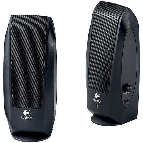 Logitech S120 Slim Stereo Speakers