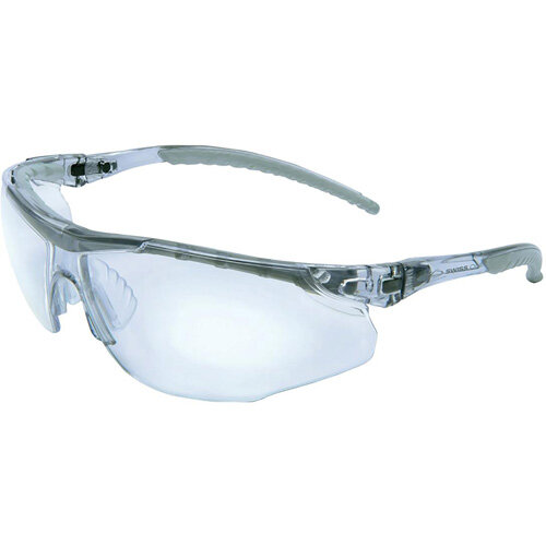 JSP Cayman Adjustable Safety Spectacles with Cord Clear