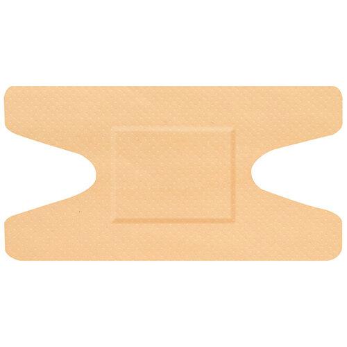 Click Medical Hygioplast Waterproof Knuckle Plasters Beige Pack of 50 Ref CM0532