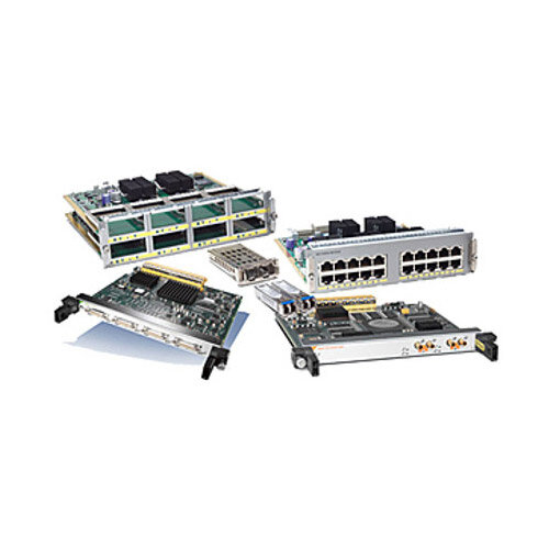 Cisco High Density Analog and Digital Extension Module for Voice and Fax -  Voice / fax module - Expansion Slot - analogue ports: 8 - for Cisco 2821