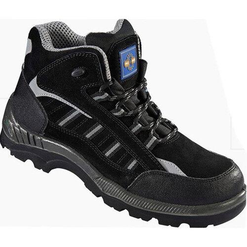 Rock Fall ProMan Boot Size 10 Suede Fibreglass Toecap Black