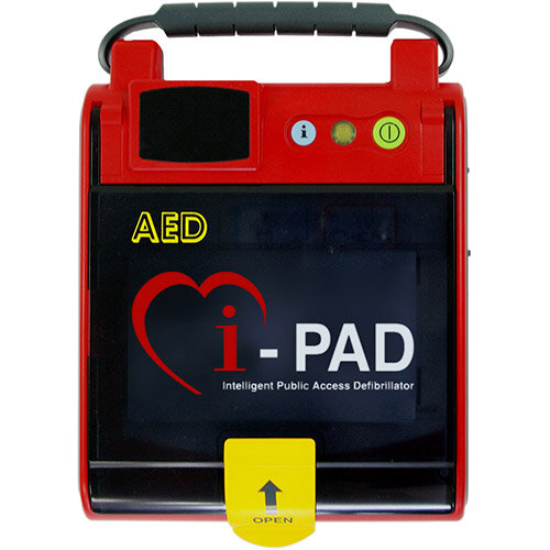Click Medical NF 1200 Fully Automatic Defibrillator Ref CM0480