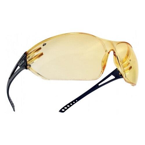 Bolle Slam SLAPSJ Safety Glasses Yellow Ref BOSLAPSJ