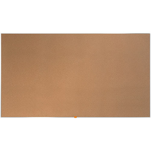 Nobo 32 inch Widescreen Cork Notice Board 710x400mm Ref 1905306