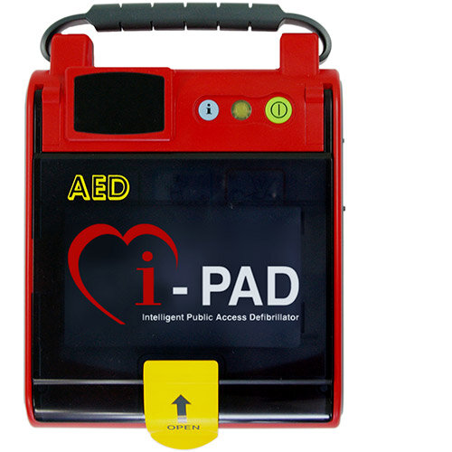 Click Medical NF 1200 Semi Automatic Defibrillator Ref CM0481