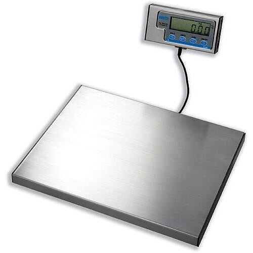 Salter WS60 Electronic Portable Parcel Postal Scales with Detached LCD 20g Increments Capacity 60kg
