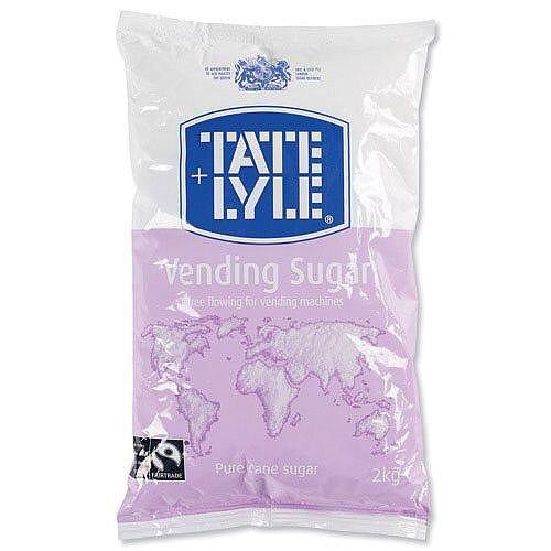 Tate &Lyle Fine Vending White Sugar 2kg A00696